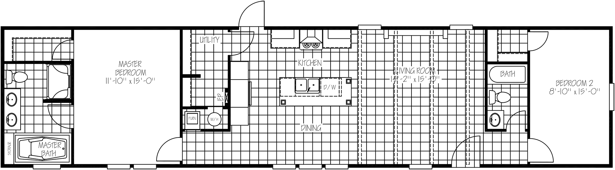 The Linc Floorplan