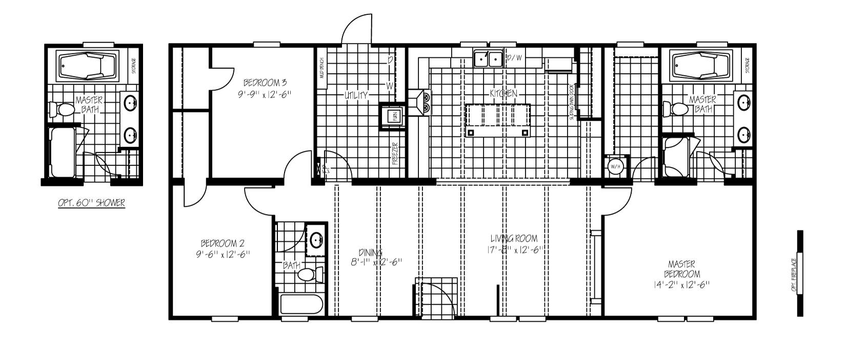 The MacArthur Floorplan