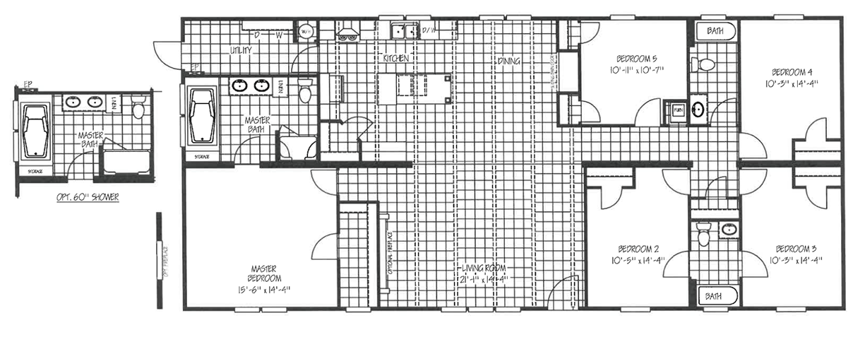 The Royal Floorplan